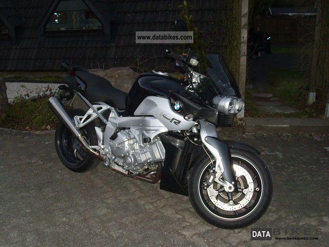 2005 BMW  K1200R ESA suspension Motorcycle Motorcycle photo