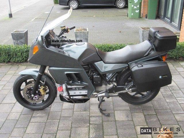 1985 Bmw K 100 Turbo Rt