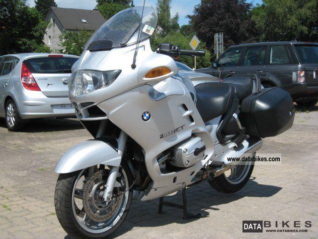 2004 BMW  R1150RT Radio catalyst Motorcycle Motorcycle photo