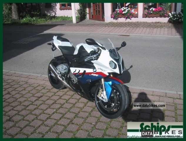 BMW  S 1000 RR with Race ABS, DTC and shift assistant 2010 Sports/Super Sports Bike photo