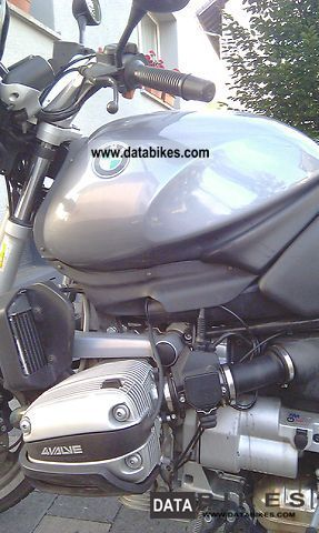 1999 BMW  R850R Motorcycle Tourer photo