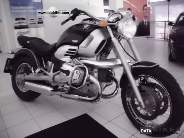 1999 BMW  R850C Motorcycle Chopper/Cruiser photo
