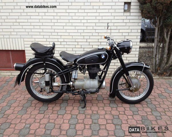 BMW  R25 3 1963 Naked Bike photo