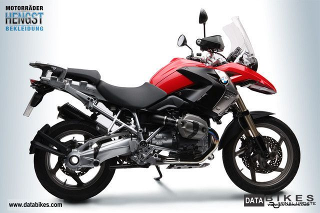 2011 BMW  R 1200 GS Demonstration Motorcycle Motorcycle photo