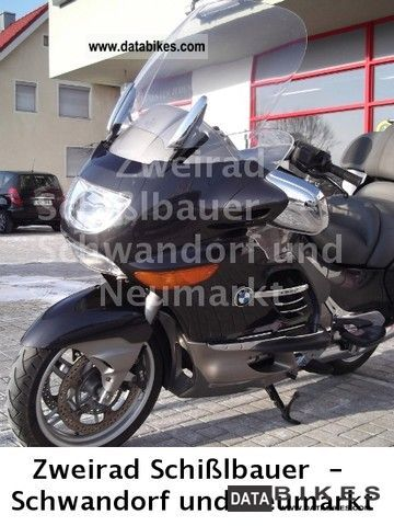 BMW  K 1200 LT Fully equipped first Hand warranty 2006 Tourer photo