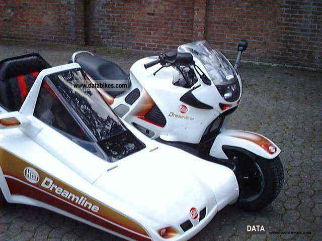 1998 BMW  K1200 Dreamline Motorcycle Combination/Sidecar photo