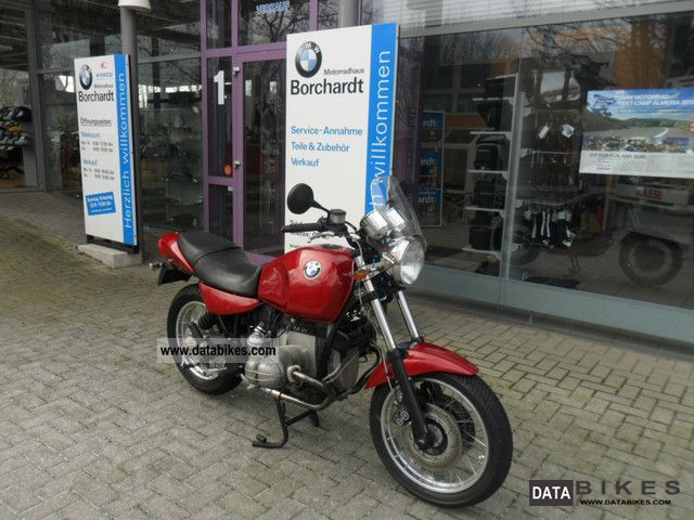 1994 BMW  R 100 R Mystic Motorcycle Motorcycle photo
