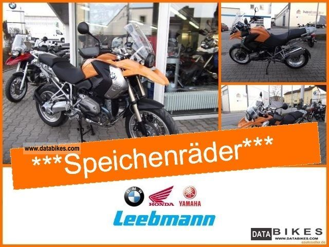 2008 BMW  R 1200 GS wheels Motorcycle Motorcycle photo