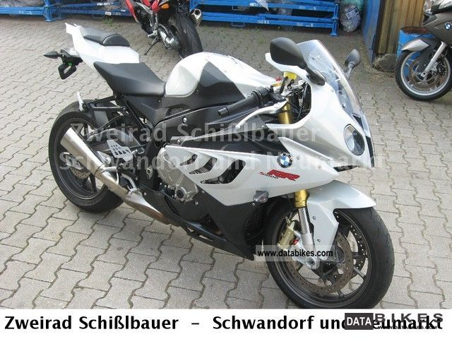 2011 BMW  S 1000 RR ABS DTC scarf Tass. only 4505 km Motorcycle Sports/Super Sports Bike photo