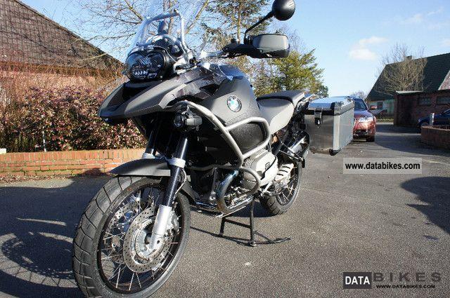 2010 BMW  R 1200 GS Adventure Md.11 Vollaust. / Alarm / trunk Motorcycle Enduro/Touring Enduro photo