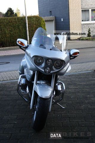 2002 BMW  R1200 CL Motorcycle Chopper/Cruiser photo