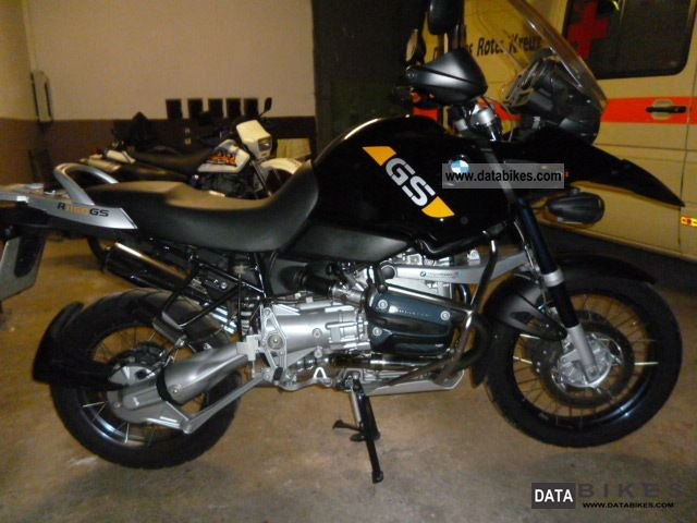2002 BMW  GS 1150 Adv Motorcycle Enduro/Touring Enduro photo