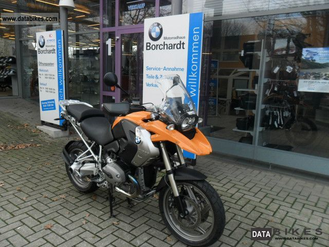 2008 BMW  R 1200 GS & Touring Safety Package Motorcycle Motorcycle photo