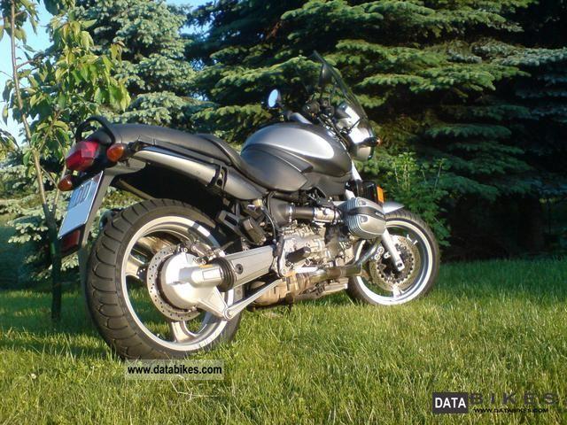 1992 BMW  R 1100 R Motorcycle Tourer photo
