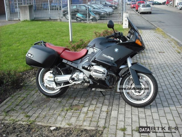 1995 BMW  R 1100 GS ABS Motorcycle Enduro/Touring Enduro photo