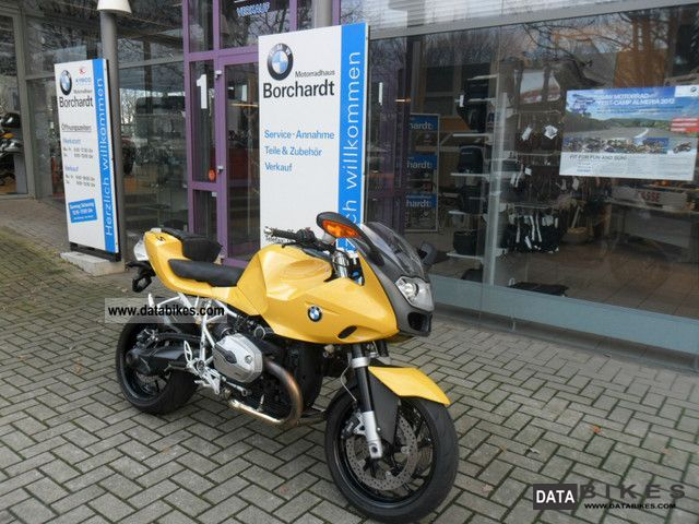 2006 BMW  R 1200 S with ABS / Superbike handlebars Motorcycle Motorcycle photo