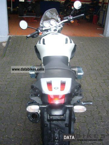 BMW  R 1150 R Rockster, 80 Years Edition 2004 Naked Bike photo