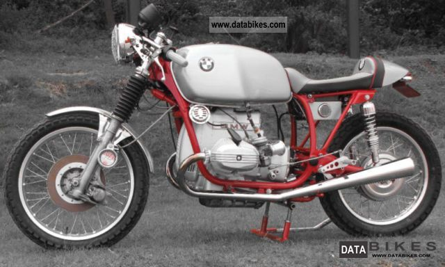 BMW  R80 / 7 Café Racer 1977 Vintage, Classic and Old Bikes photo