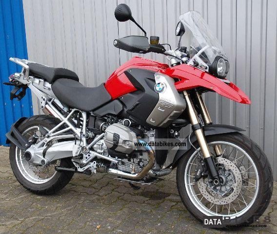 2011 BMW  R 1200 GS wheels Motorcycle Enduro/Touring Enduro photo