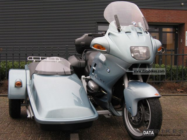 BMW  R1100RT Tripteq Heeler 1999 Combination/Sidecar photo