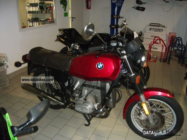 1980 BMW  R 65 248 Motorcycle Motorcycle photo