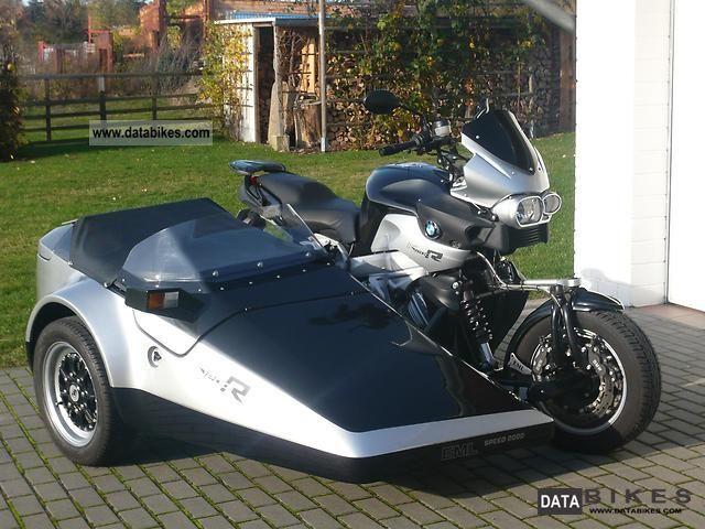 2007 BMW  K 1200 R / EML Speed 2000 sidecar Motorcycle Combination/Sidecar photo