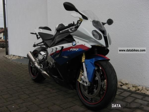 2011 BMW  S 1000 RR, fully equipped Motorcycle Sports/Super Sports Bike photo