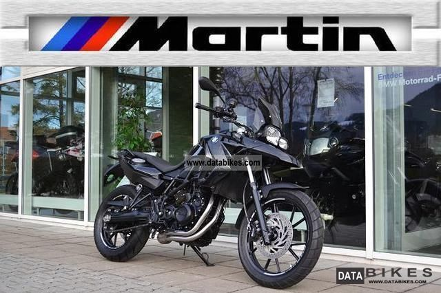 BMW  F 650 GS Martin Edition Black, Akrapovic 2011 Enduro/Touring Enduro photo