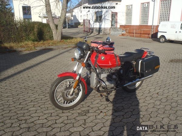 1981 BMW  R45 248 Motorcycle Motorcycle photo