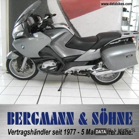 2005 BMW  Maintained R 1200 RT + checkbook + Motorcycle Motorcycle photo