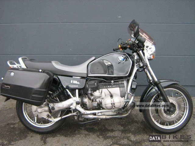 BMW  R 100 R with warranty 1993 Tourer photo