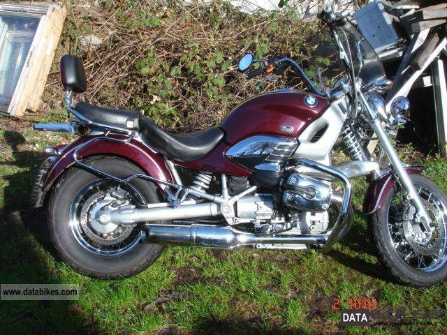 1997 BMW  1200 C Motorcycle Chopper/Cruiser photo