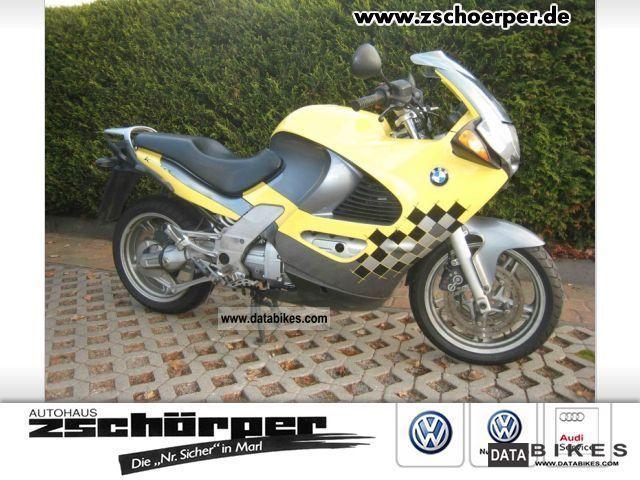 1998 BMW  K1200 RS 1.2 liter Sports Tourer Motorcycle Motorcycle photo