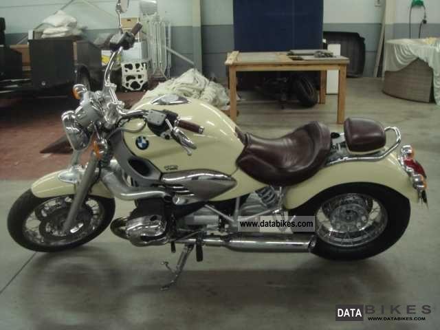 1998 BMW  R 1200 C 'James Bond' R 1200 C Motorcycle Chopper/Cruiser photo