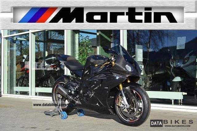BMW  S 1000 RR Martin Edition Full carbon, Rizoma 2011 Sports/Super Sports Bike photo