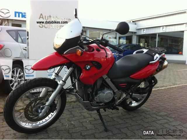 BMW  G 650 F-96050 with ABS Tel.06047 2001 Enduro/Touring Enduro photo
