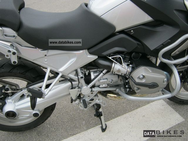 2008 bmw r1200gs owners manual