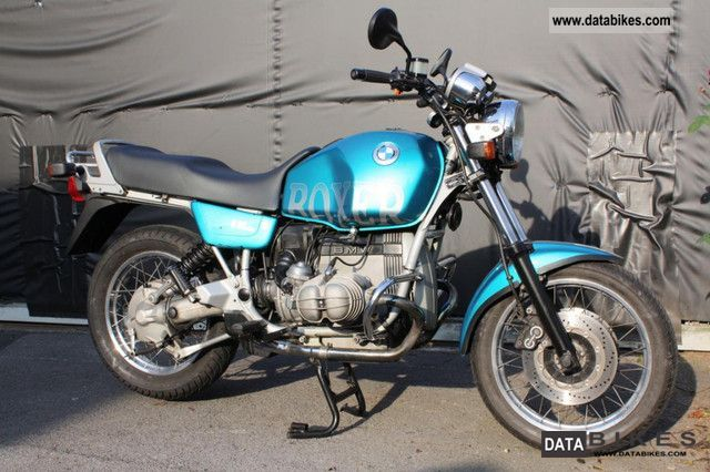 1993 BMW  R 80 R tires new Motorcycle Motorcycle photo
