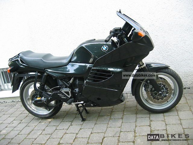 1994 bmw k1100rs k 1100 rs absii. Black Bedroom Furniture Sets. Home Design Ideas