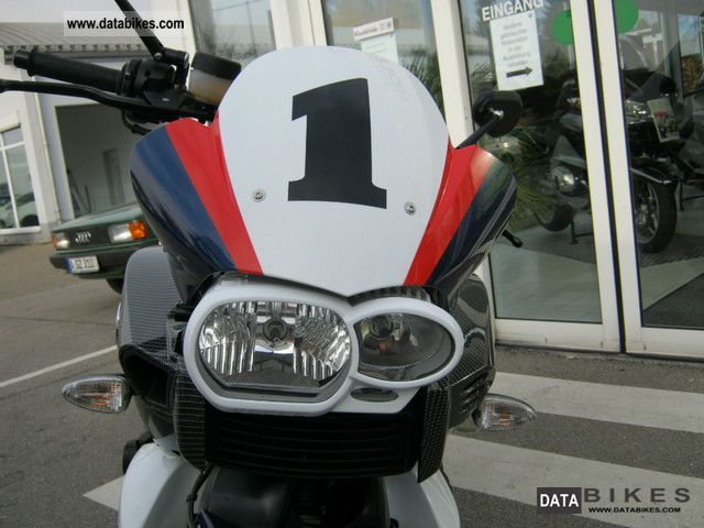 2006 BMW  K1200 R Power Cup replica Motorcycle Streetfighter photo