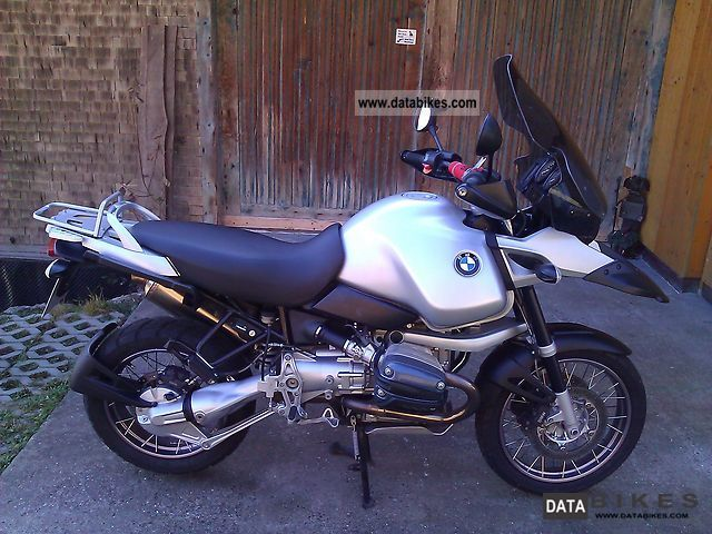 2002 bmw r 1150 gs adventure silver. Black Bedroom Furniture Sets. Home Design Ideas
