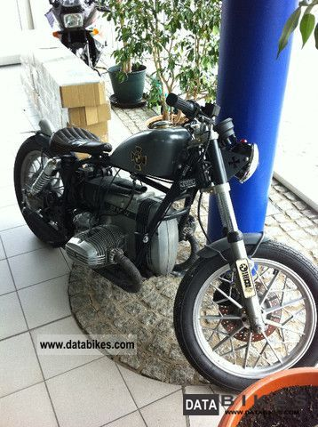 1984 BMW  Bobber Conversion ltd edition R65 Motorcycle Chopper/Cruiser photo