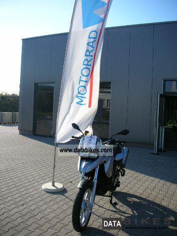2011 BMW  As new F650GS Motorcycle Enduro/Touring Enduro photo