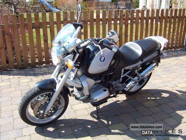 2001 BMW  R1100R Motorcycle Naked Bike photo