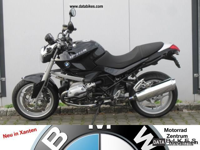 2007 Bmw R 1200 R With Esa
