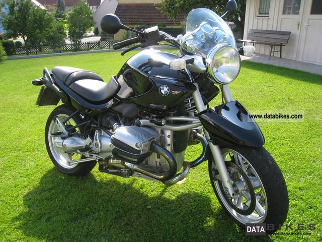 2001 BMW  R 1150 R, etc., with additional lights case Motorcycle Sport Touring Motorcycles photo