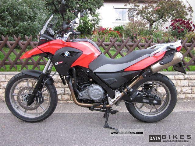 2011 BMW  G 650 GS lowering 770mm Motorcycle Enduro/Touring Enduro photo
