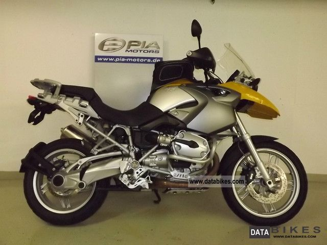 BMW  R 1200 GS 1 Hand 2006 Motorcycle photo