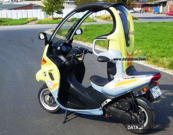 2002 bmw c1 full service history heated seats. Black Bedroom Furniture Sets. Home Design Ideas