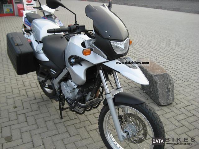 2007 BMW  F 650 GS Bj.07.04, Ez.02.07 Motorcycle Enduro/Touring Enduro photo
